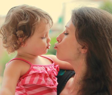 Kariesgefahr durch Kuss  - Zahnarzt le Coutre